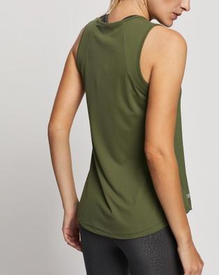 Brasilfit Madalena Muscle Tee - Muscle Tops (Light Khaki)