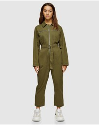 TOPSHOP Petite - Mabel Boilersuit