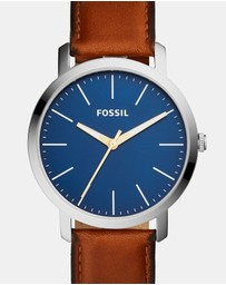 Fossil - Luther Brown Analogue Watch