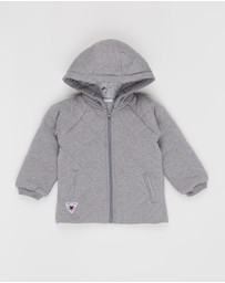 Purebaby - Padded Quilted Jacket - Kids