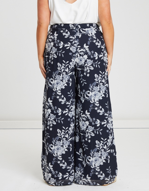 CHANCERY Curve - Frankie Printed Trousers