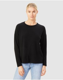 French Connection - Cosy Long Sleeve T Shirt