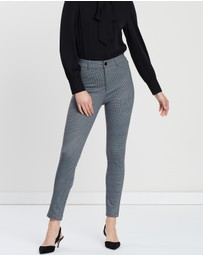 Forcast - Justice Mini Houndstooth Leggings
