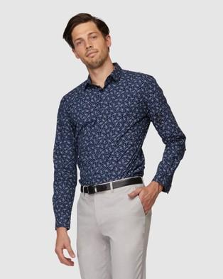 Jack London Bankside Mod Shirt - Casual shirts (Blue)