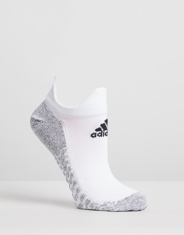 adidas Performance - Alphaskin Traxion Ultralight No-Show Socks