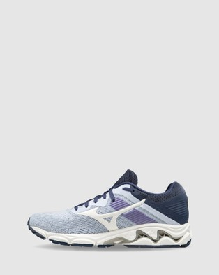 Mizuno Wave Inspire 16   Women's - Walking (Blue)