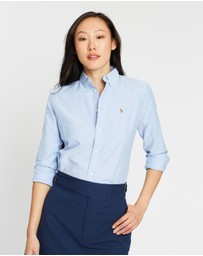 Polo Ralph Lauren - Kendal Long Sleeve Oxford Shirt