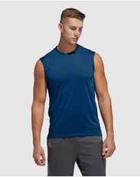 adidas Performance - FreeLift Tech Climacool 3-Stripes Tank Top