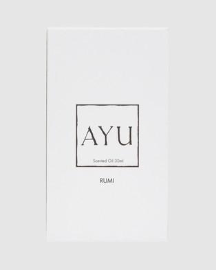 AYU RUMI Perfume Oil 30ml - Beauty (N/A)