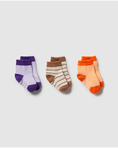 Wilson & Frenchy - 3-Pack Socks - Babies