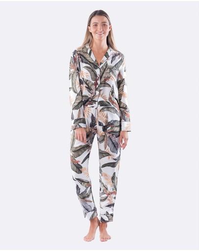 Women's Clothing Jenni Womens Hooded Printed Pajama Sleep T-shirt Clothing, Shoes & Accessories