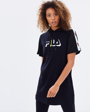 Fila – Freida Dress Black