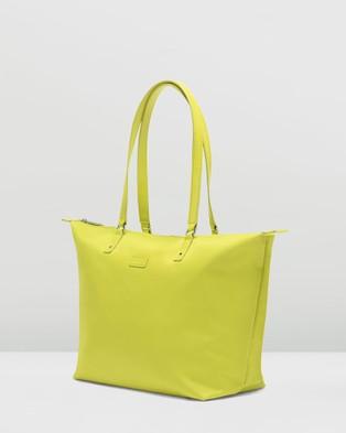 Lipault Paris Lady Plume Tote Bag Medium - Bags (Yellow)