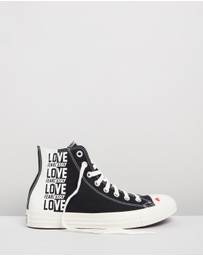 Converse - Chuck Taylor All Star Love Fearlessly - Women's