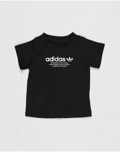 adidas Originals - Adicolour Graphic Tee - Babies-Kids