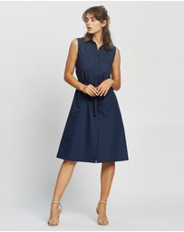 Farage - Dehlia Shirtdress