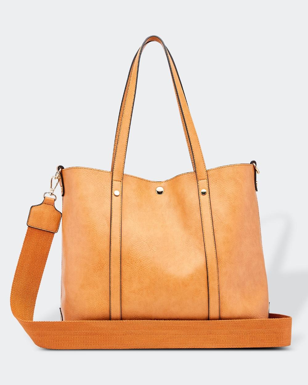 Louenhide Nevada Bag Handbags Nutmeg