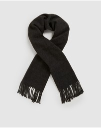 French Connection - Felt Scarf