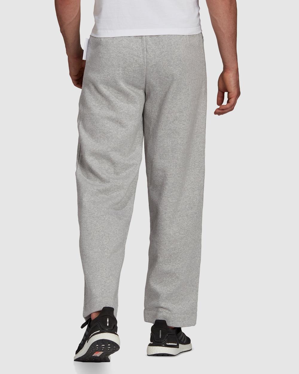 adidas Performance Sportswear Comfy and Chill Fleece Pants Grey