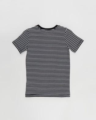 Cotton On Kids Core Short Sleeve Tee   Kids Teens - T-Shirts & Singlets (Black & White)