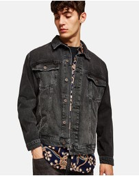 Topman - Oversized Denim Jacket