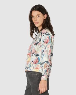 Gorman Banksia Sweatshirt Hoodies Multi