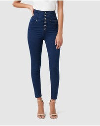Forever New - Sophie High Rise Sculpting Jeans