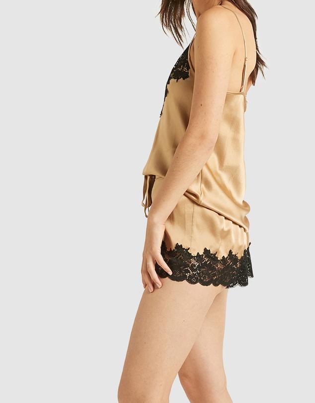 Women Pick & Mix Silk Shorts