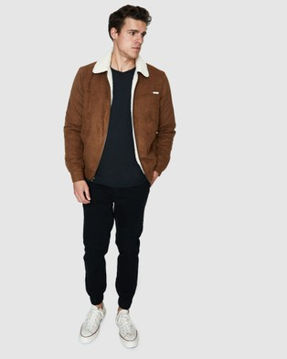 Arvust Eli Jacket - Coats & Jackets (BEIGE)