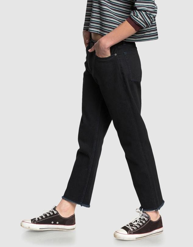 Women Quiksilver Womens Originals Loose Fit Jean
