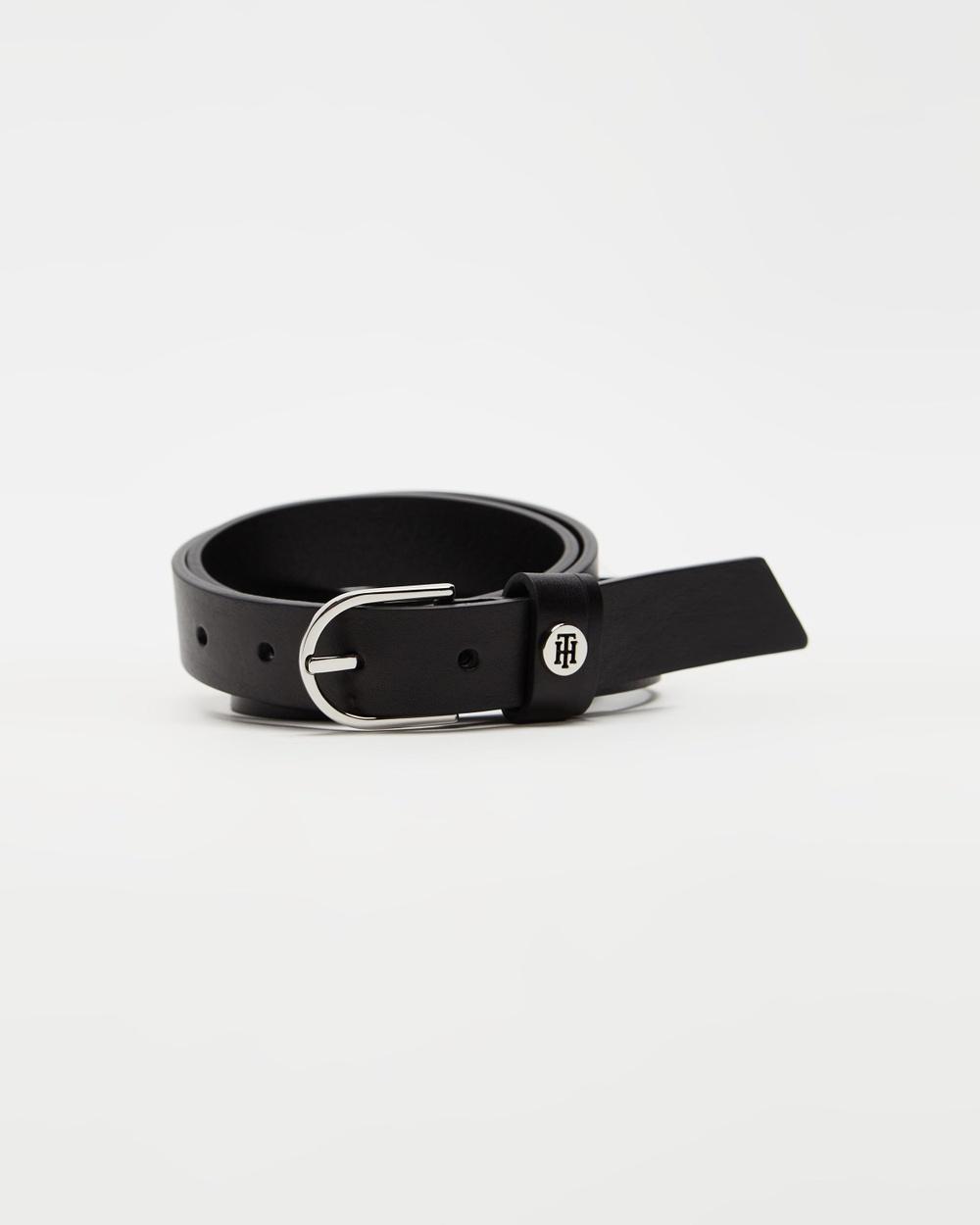 Tommy Hilfiger Classic Belt 2.5 Belts Black