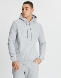 AllSaints - Raven Over-the-Head Hoodie