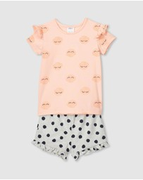 Milky - Shells Pyjama Set - Kids