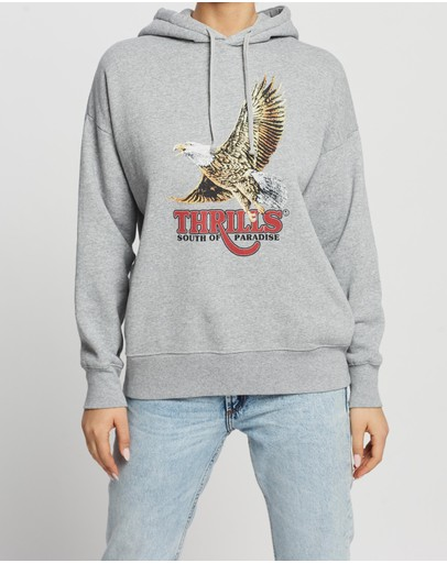 Thrills - Victory Oversized Hoodie