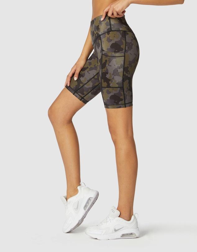 Women Survivor Bike Shorts