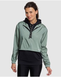 Roxy - Womens On Hold 2 Technical 2-in-1 Hooded Jacket