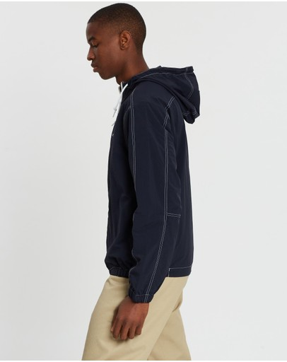 Carhartt Kastor Jacket Dark Navy & White