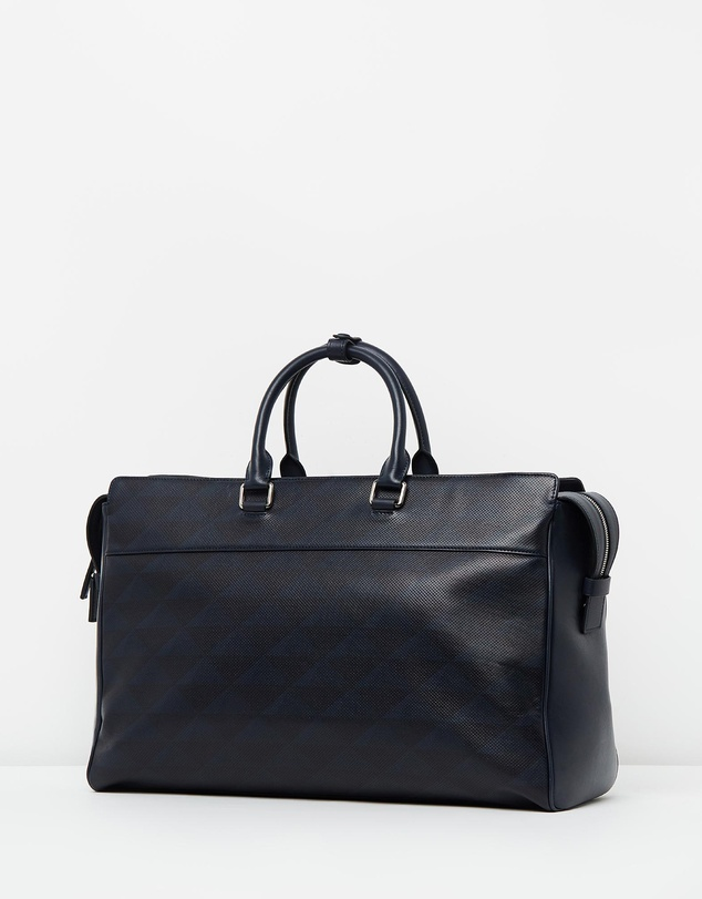 faa16069c26f4f Grained Leather Duffel Bag- One Size by CERRUTI 1881 Online | THE ICONIC |  Australia