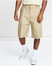 Band of Outsiders - Single Pleat Shorts