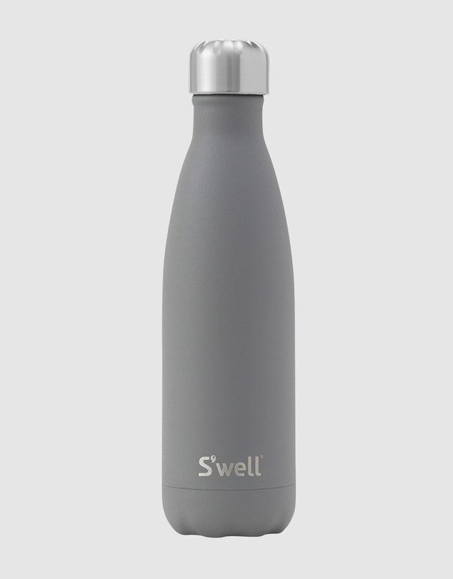S'well - Insulated Bottle Stone Collection 500ml Smokey Quartz Edition 2