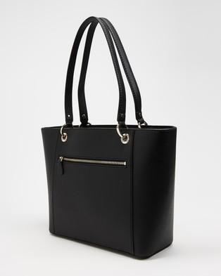 Guess Noelle Elite Tote - Bags (Black)