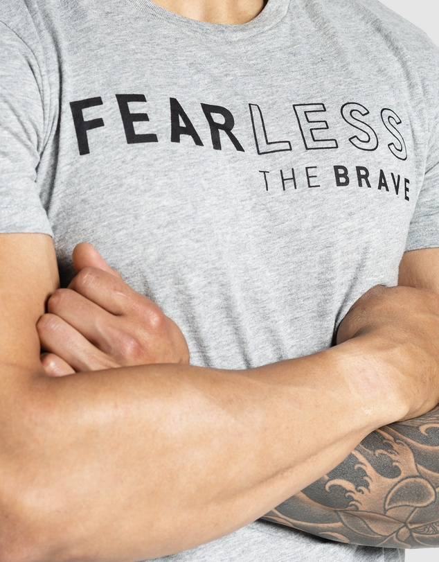 The Brave - Fearless T-Shirt