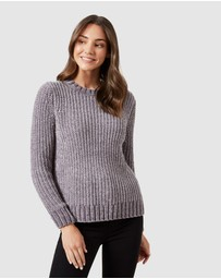 French Connection - Chenille Knit