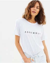 Assembly Label - Type Tee