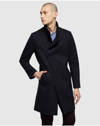 Oxford - Marty Twill Overcoat