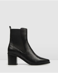Jo Mercer - Ace Mid Ankle Boots
