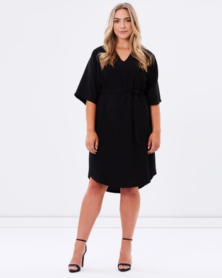 Harlow – Total Eclipse of the Heart Dress Black