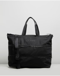 HUGO - Record Expandable Zip Holdall