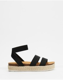Dazie - Bailey Flatforms