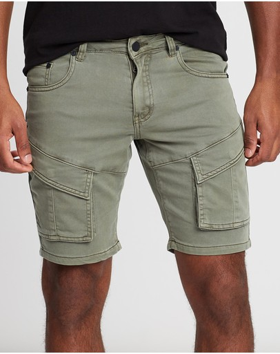 St Goliath - Fools Gold Cargo Shorts